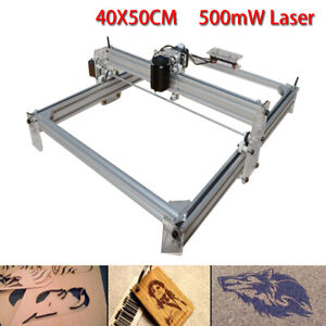 Mini Cnc Laser Engraver Desktop Router Engraving Carving Wood Cutter Machine