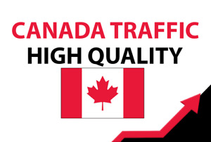 1000 Canada Website Traffic High Quality seo