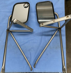 1967 1972 Chevy Camper Tow Mirrors West Coast Mirrors