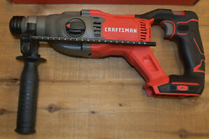 Craftsman Cmch233b 20v Cordless Brushless Sds Rotary Hammer New In Open Box