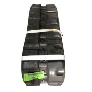 One New Rubber Track Fits Case Model 260 Replaces Track Size 320x86bcx50