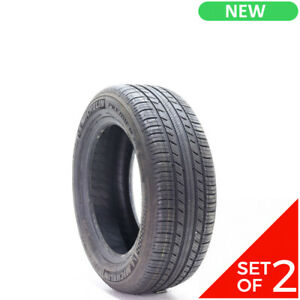 Set Of 2 New 225 60r17 Michelin Premier A S 99h 8 5 32