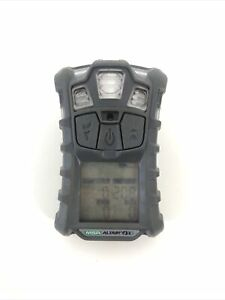 Msa Altair 4x Multigas Gas Monitor Detector With Good Sensors No Charger