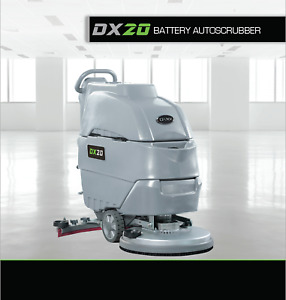 Onyx Dx20 20 Automatic Floor Scrubber