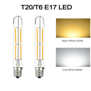 4w Dimmable T6 5 Led Exit Sign E17 Base Light Bulbs For Household Appliances
