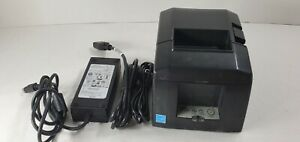 Star Tsp650ii Pos Direct Thermal Receipt Printer Ethernet lan Interface Tested