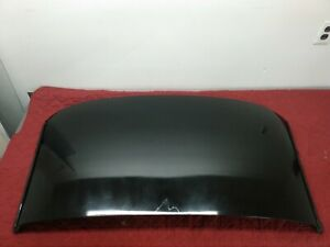 1997 2004 C5 Corvette Coupe Removable Roof Panel Targa Top Front Black Scratch