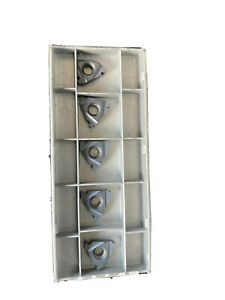 iscar 16er 8 Stacme Ic908 5 Pieces Iscar Threading Insert