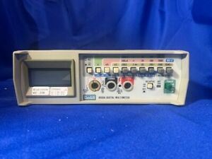 Fluke 8050a Multimeter Parts Unit