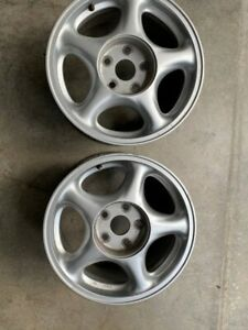 Toyota 1993 98 Na Oem Mkiv Supra Alloy Wheel Set