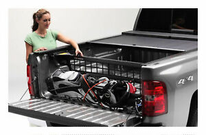 Roll n lock Cm101 Cargo Manager Rolling Truck Bed Divider 15 20 Ford F 150 5 5