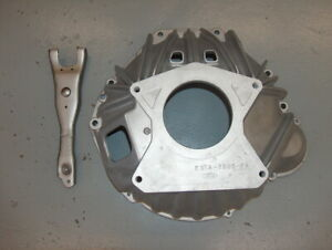 1983 Ford F150 Truck Bronco 302 351c 4 Speed Bell Housing E3ta 7505 fa W fork