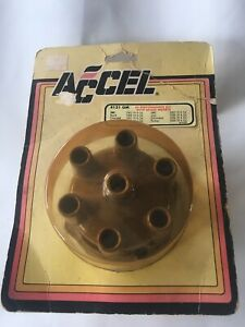 Accel Distributor Cap And Rotor Nos 8121
