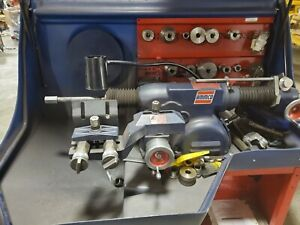 Ammco Brake Lathe 4100b Combination Disc And Drum With Stand Environmental Enc