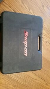 Snap On Tools Ct310 Cts561 Ct561cl Hard Suitcase Only With Manual
