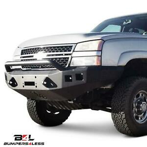 Road Armor 370r4z Front Stealth Full Width Winch Hd Bumper For 03 07 Chevy 2500
