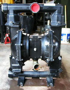 Aro Diaphragm Pump Air Operated Pd20a aap ggg b 120psig Usedtakeout Tests Good