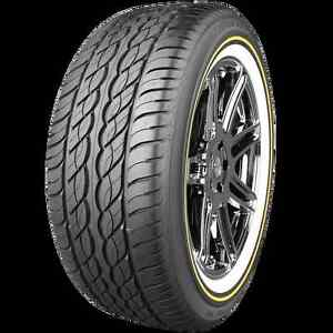 Set Of Four Vogue Tyre 225 60r16 Mayo Mustard Tires