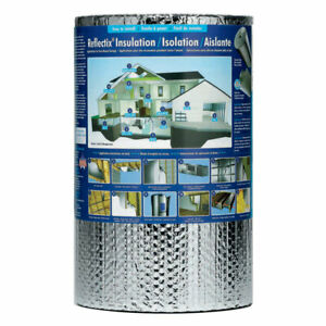Reflectix 16 In W X 25 Ft L R 3 7 To R 21 Reflective Insulation Roll 33 S