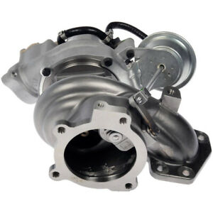 Dorman Turbo Turbocharger For Pontiac Solstice Chevy Hhr Buick Regal Verano