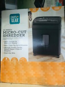 Pen gear 8 Sheet Microcut Shredder