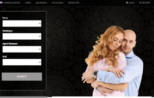 Responsive beautiful Dating Website Free Hosting Installation