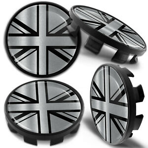 4x Luxury Design Series Wheel Centre Alloy Hub Center Caps 68mm Fits 36136783536