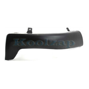 For 03 04 Matrix Front Spoiler Valance Air Dam Deflector Apron Panel Right Side