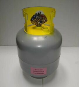 new Refrigerant Recovery Reclaim Cylinder Tank 50lb Pound