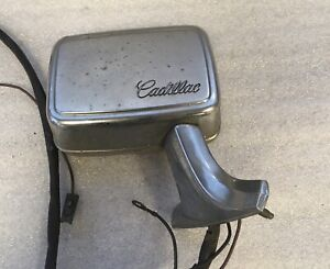 1979 1985 Cadillac Eldorado Right Passenger Side View Mirror Cable Heated L k