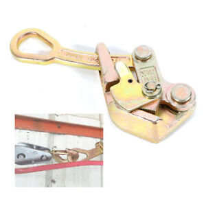 1t Cable Grip Puller Wire Rope Haven Grip Pulling 2204lb 190x80mm Sale