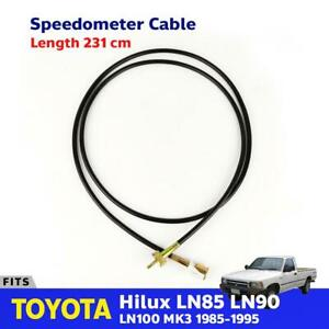 Speedometer Cable Wire For 1989 1995 Toyota Hilux 5th Gen Ln80 Ln85 Ute Pickup