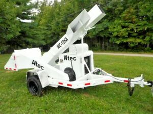 2009 Altec Wc126a Brush Tree Chipper Woodchuck Grinder