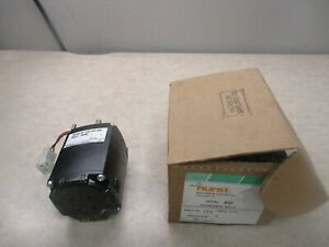 Hurst Electric Motor Model Kd 3402 009 90vdc_in Original Box_ships Fast_deal_