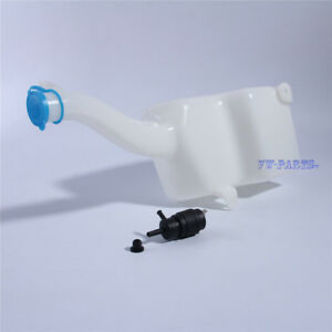Oem Windshield Washer Pump Bottle Kit For Vw Jetta Quantum Scirocco