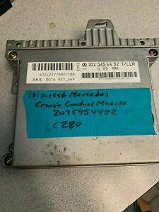 1995 To 1997 Mercedes Cruise Control Module 2025454432