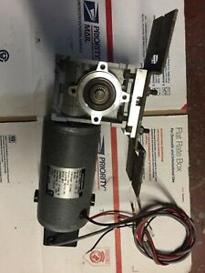 M76 Middleby Marshall Gear Motor 64319 Groschop Pm8014 ra3080t Ps360 Oven Free S