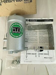 Ntz Feinst filter Fijn G08 Bypass Oil Filter Made In W Germany New open Box