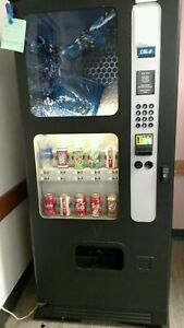 Usi Wittern 3500 Drink Vending Machine Cans Bottles