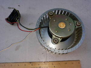 20rr73 Squirrel Cage Fan motor Impeller Only No Outer Housing 120vac Vgc