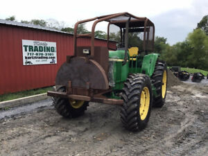 2006 John Deere 7405 4x4 100hp Farm Tractor Cheap