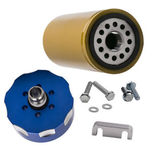 High Quality Fuel Filter Adapter Kit Fit For Gm Duramax 6 6l 2001 2016