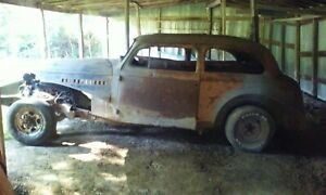 1939 Chevy Sedan Free Delivery Up To 500 Miles