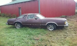 1978 Thunderbird T Top Car 400m Delivery Possible