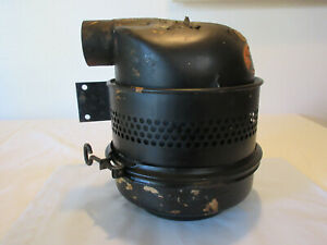 Gpw Jeep Willys Mb Military Donaldson Oil Bath Air Cleaner Nos
