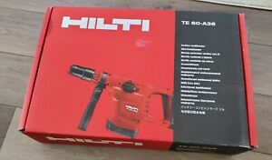 Hilti Te 60 a36 Brushless Cordless Tool Only