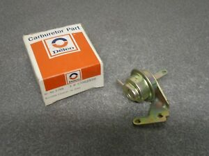 New Nos Oem Gm Delco Choke Pull Off 17062339 Rochester 2 Barrel Varajet Carb