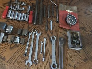 Snapon Mac Tool Lot