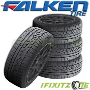 4 Falken Ziex Ze950 A S 205 40r17 84w Xl M S All Season High Performance Tires