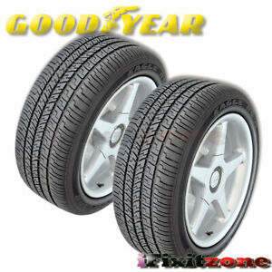 2 Goodyear Eagle Rs A All Season P215 45r17 87w M S Rated High Performance Tires